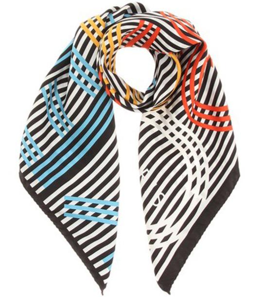 Kenzo scarf silk scarf silk