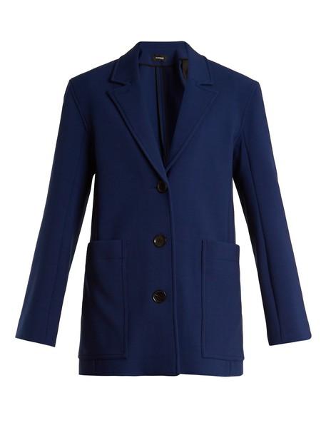 Kwaidan Editions jacket navy