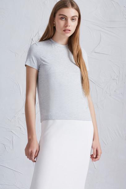 The fifth t-shirt shirt t-shirt peace music grey top