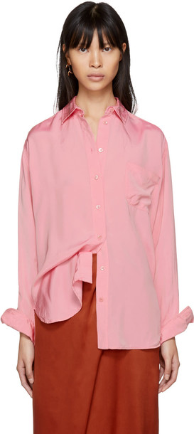 SIES MARJAN shirt pink top