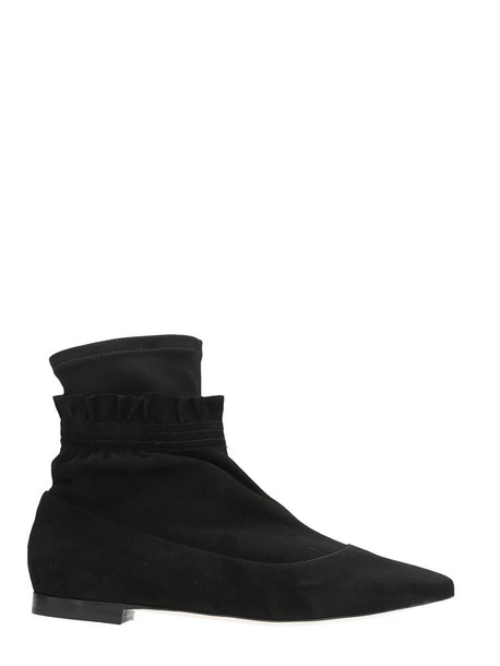 Benedetta Boroli ankle boots black shoes