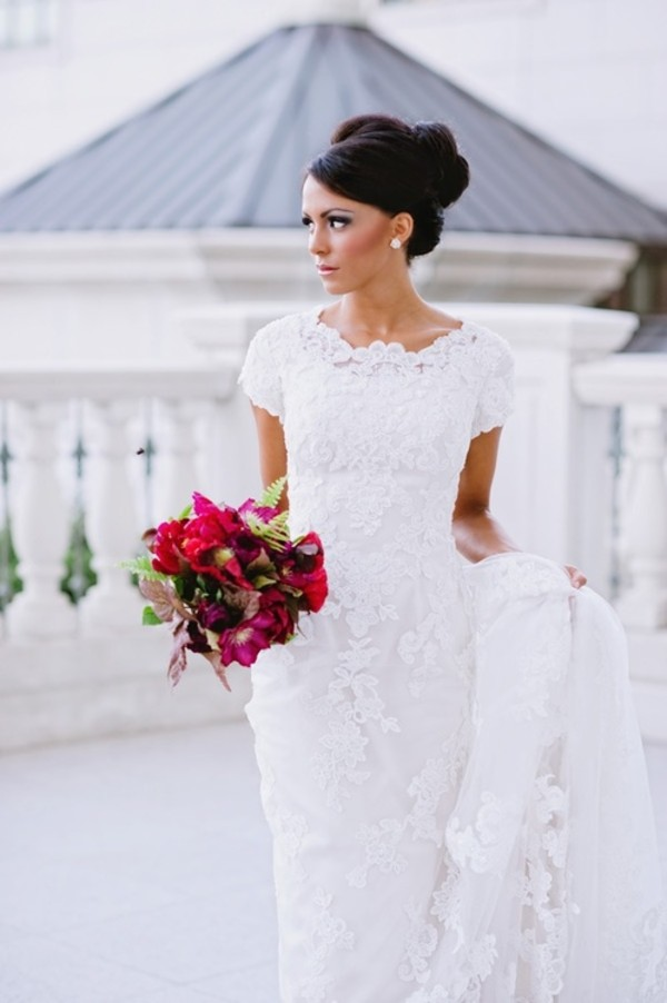dress wedding wedding dress lace white wedding dress lace