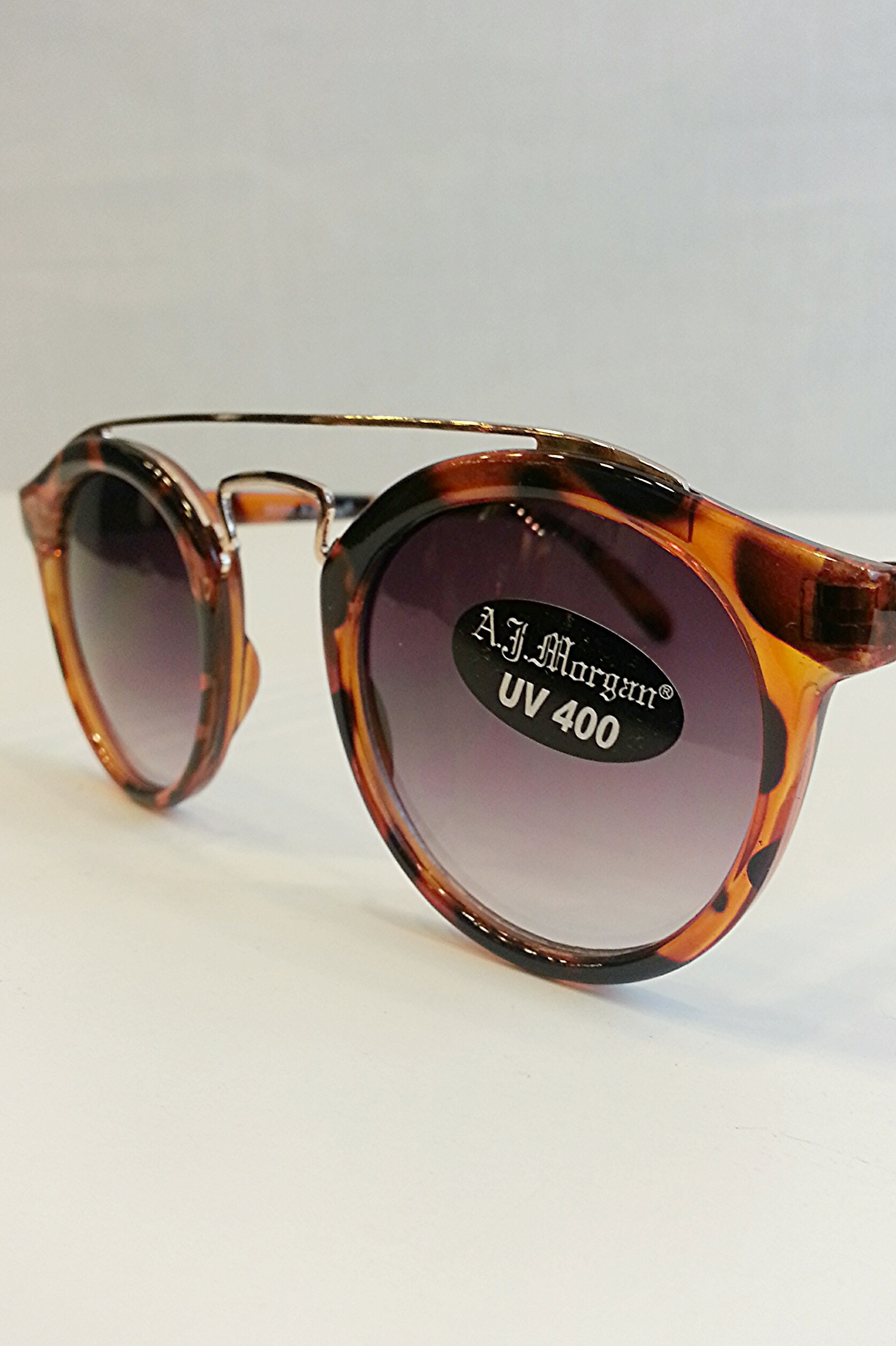 Sonar Tortoise Sunglasses — SIMPLY CHIC