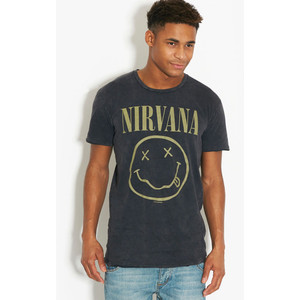 TORTURED GENIUS Nirvana T-Shirt - Polyvore