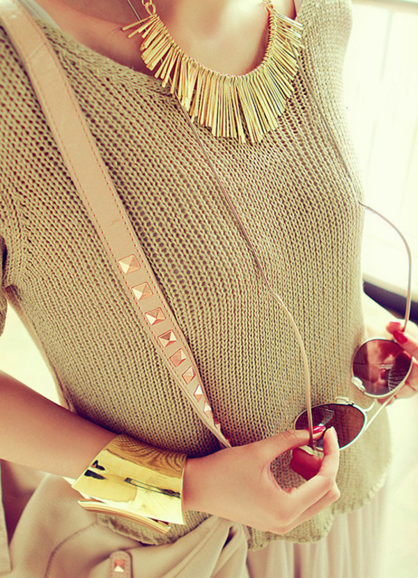 jewels necklace bag