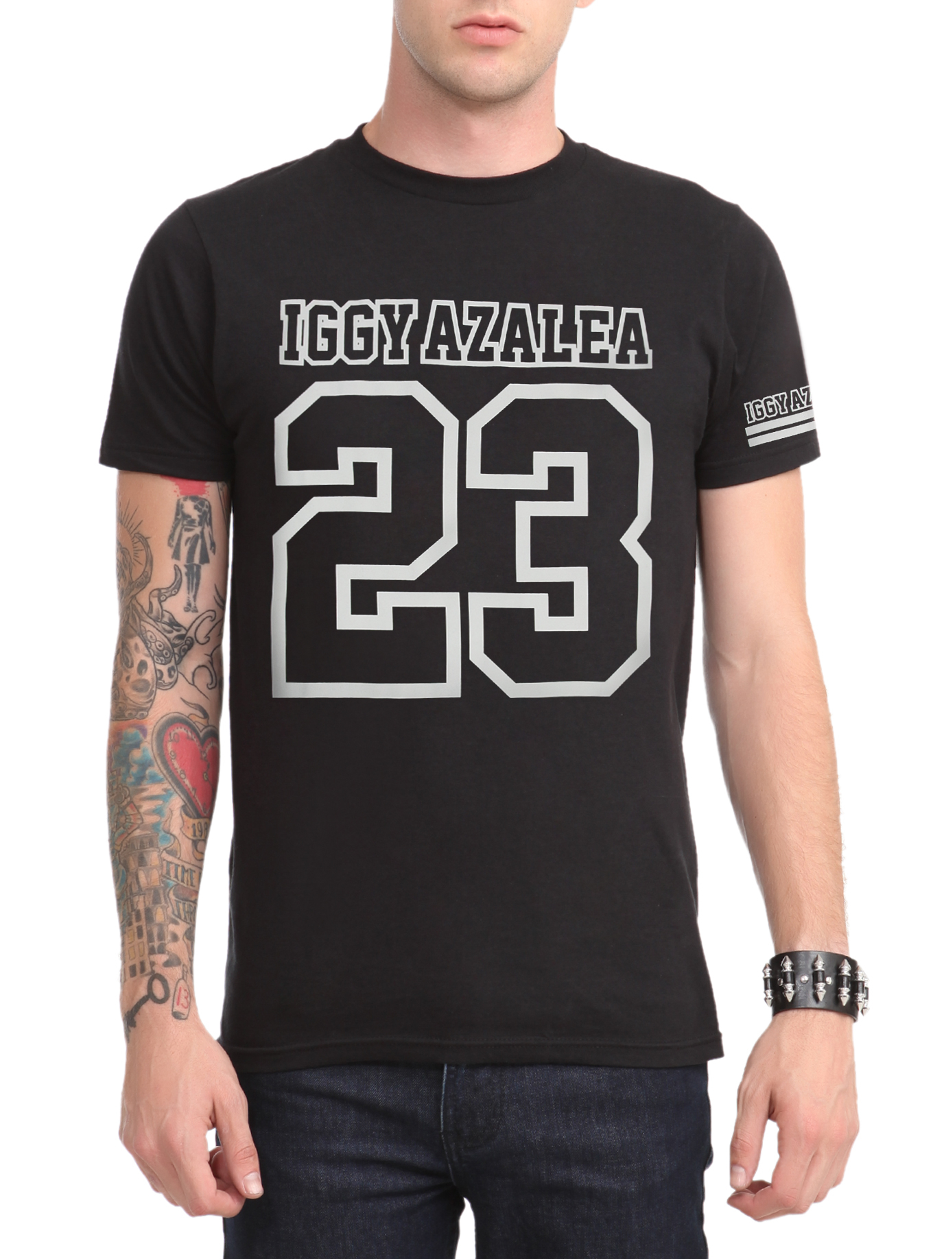 Iggy Azalea 23 T-Shirt | Hot Topic