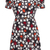 Floral Belted Mini Dress | Moda Operandi