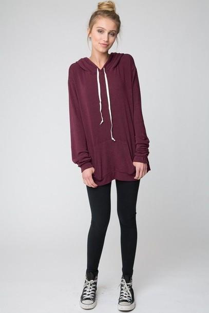sweater hoodie pullover layla hoodie shirt