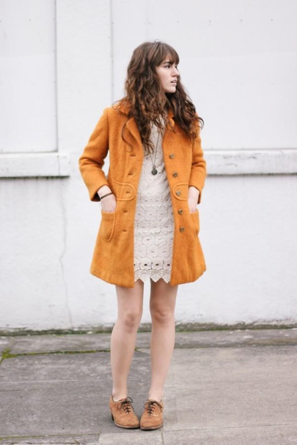 the mop top coat dress jewels shoes