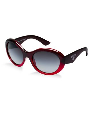 Prada Sunglasses, PR 07PS P - Sunglasses - Macy's