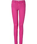 MagentaMidRiseSuperSkinnyJeansfromJBRANDJEANS | Luxury fashion online | STYLEBOP.com