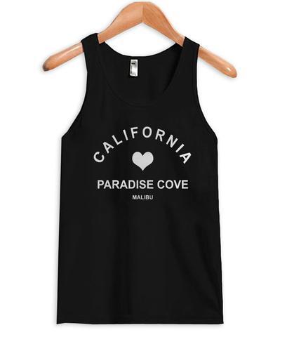 california paradise cove tanktop