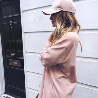 jacket pink jacket light pink pastel pink pink cap cap all pink everything all nude everything top pink sweatshirt tumblr all pink wishlist all pink outfit sporty