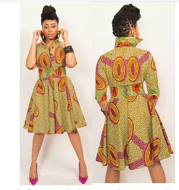 dress znakcanada ankara african print african dresses