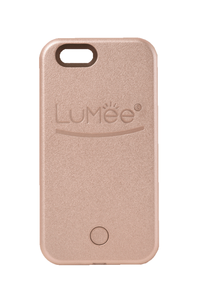 info for 1b9df a31ce Lumee Rose Gold LED Light iPhone 6 Plus Case (As seen on Kim Kardashian)