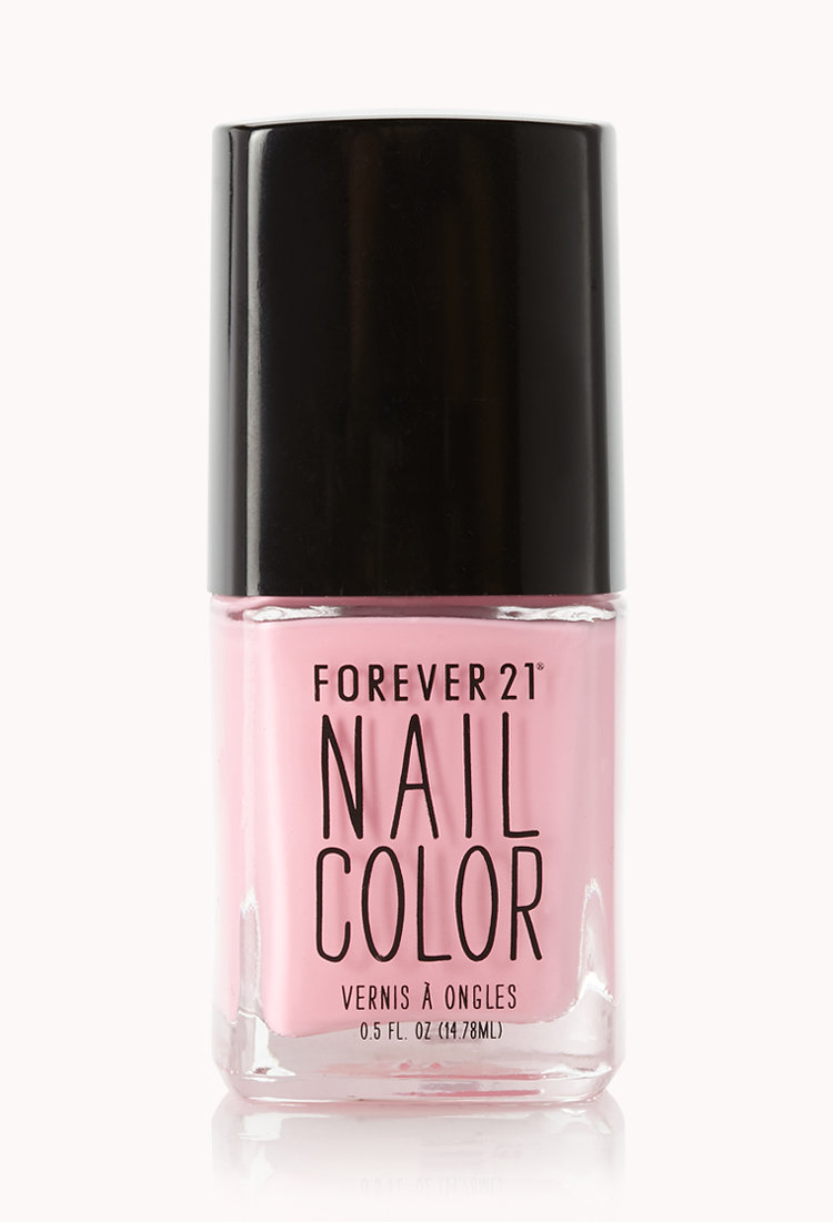 Country Club Pink Nail Polish on Wanelo