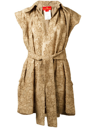 tunic women cotton brown top
