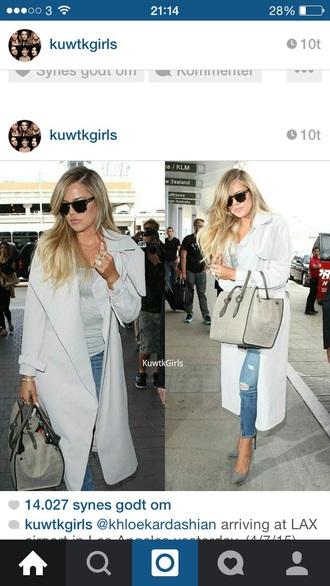 coat khloe kardashian