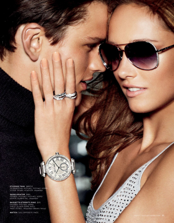 sunglasses lookbook fashion michael kors jewels