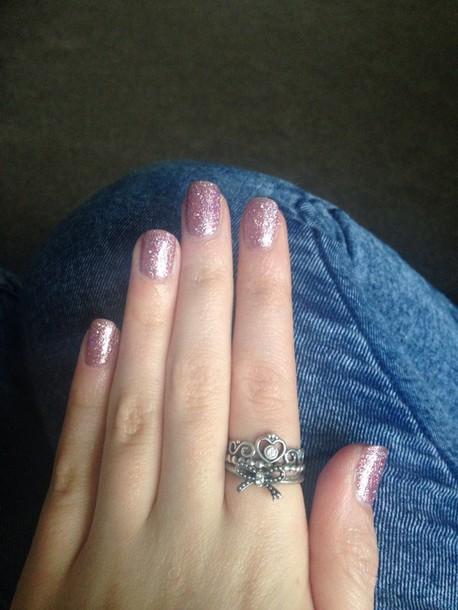 Silver Bow Pandora Ring