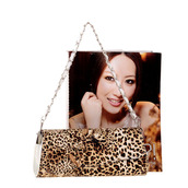 bag,leopard print,handbag,yellow