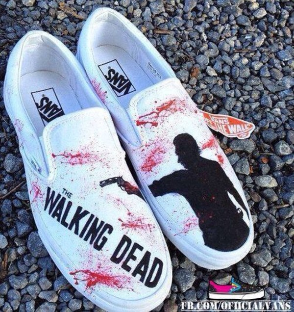 shoes twd vans