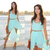 New Spring 2014 Ladies Long Winter Chiffon Sexy Dress Warm Fashion Maxi Mint Green Summer Dress Casual Brand Dresses LQ4252 | Amazing Shoes UK