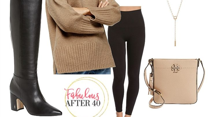 Fall & Winter Fashion Trends For Women Over 40