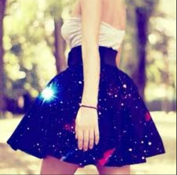 dress galaxy galaxy dress white top