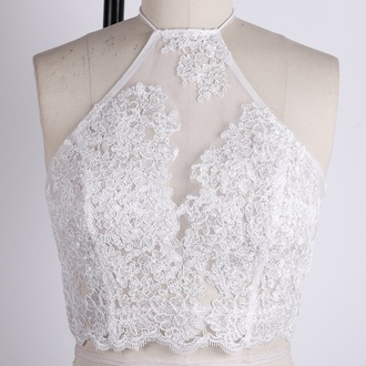 top white lace fashion style trendy crop tops summer hot musheng
