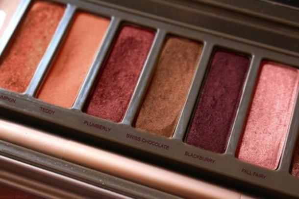 Red Makeup Palette - Mugeek Vidalondon