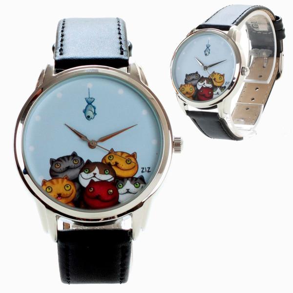 Ваш модный девиз - ультамодные наручные часы от ZIZ, по 159 грн на сайте Hilt.com.ua Оригинальные дизайнерские товары