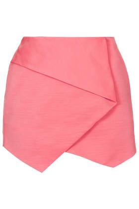 New Ottoman Skort - Shorts - Clothing - Topshop