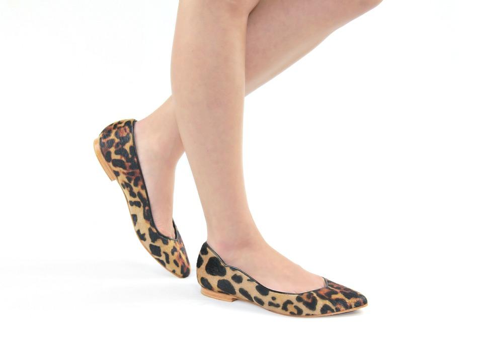 Alex Leopard - Shop Collection - la paire