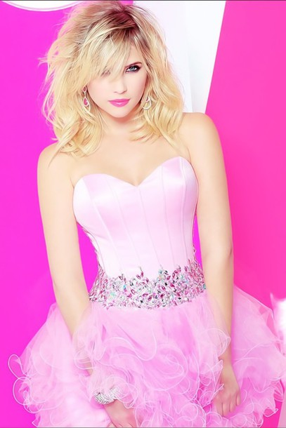 dress ashley benson