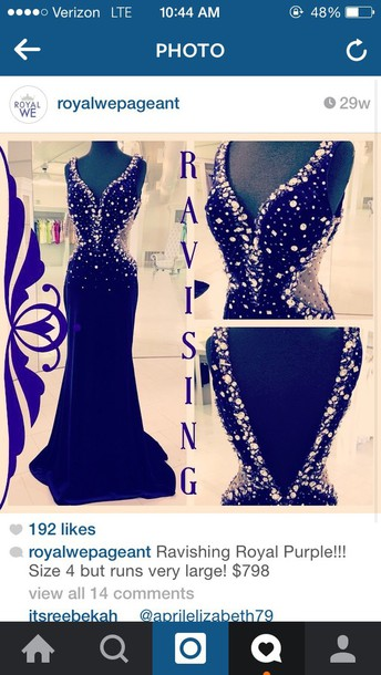 dress purple prom jewels elegant sparkly dress prom 2 prom gown elegant dress open back dresses long dress pageant dress clothes