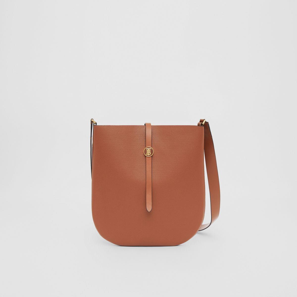 Grainy Leather Anne Bag