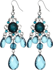 jewels,beaded earrings,candyluxx,chandelier  earrings
