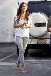 shirt,white,white top,white blouse,white shirt,audrina patridge,the hills,jeans,used jeans,vintage,oversized shirt