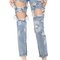 One teaspoon trashed freebird jeans | shopbop
