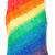 Manish Arora - Rainbow striped tank top - women - Nylon/Polyester - S, Nylon/Polyester