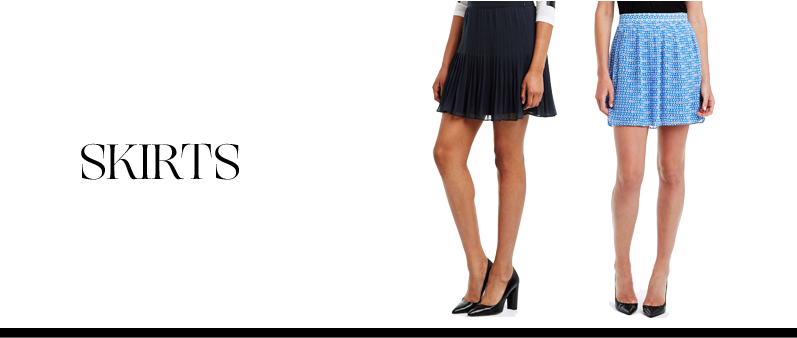 Skirts - Womens - Armani Exchange