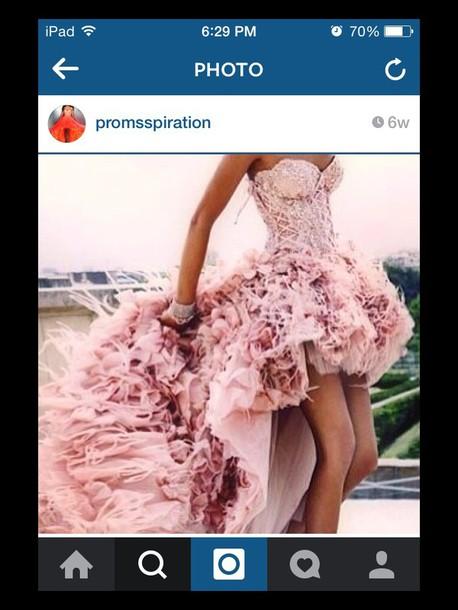 dress prom prom dress love prom gown needitasap gorgeous beautiful