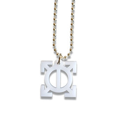 Orbis epsilon necklace