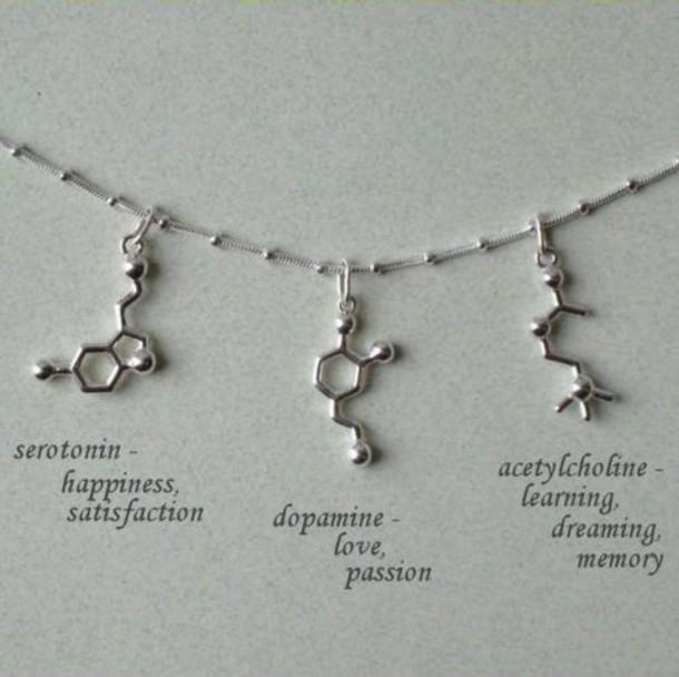 Jewels: science, silver, silver jewelry, charm bracelet ...