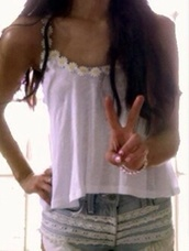 shirt,ariana grande,shorts