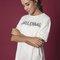 Camiseta millenial vichy bicolor – mekkdes