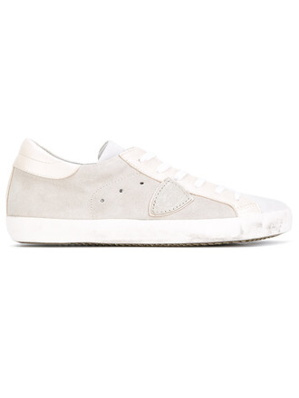 women sneakers leather grey shoes