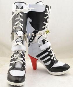 shoes, jeremy scott, adidas, harley quinn, adidas boots