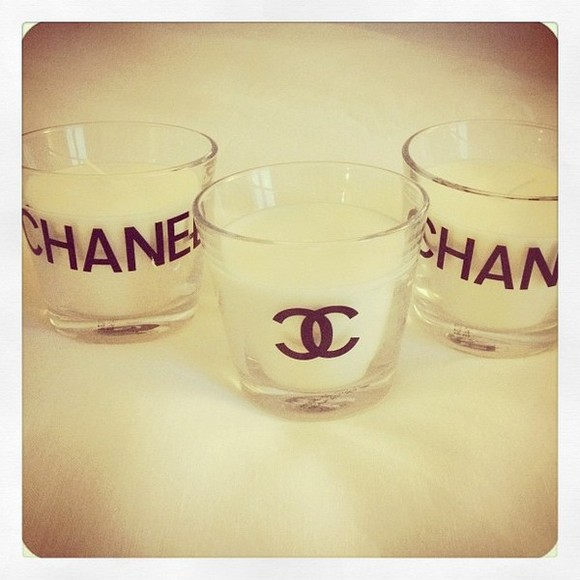 prada chanel jewels candles ysl
